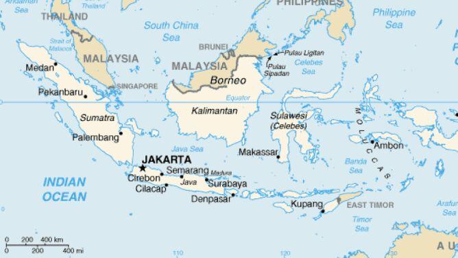 Indonezja: lawina błota zabiła 5 osób