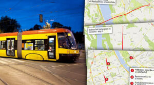 Most Gdański, al. Jana Pawła II... Znamy plany tramwajarzy na ten rok