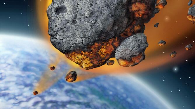 Asteroida postraszy nas w Halloween. Jest nieobliczalna