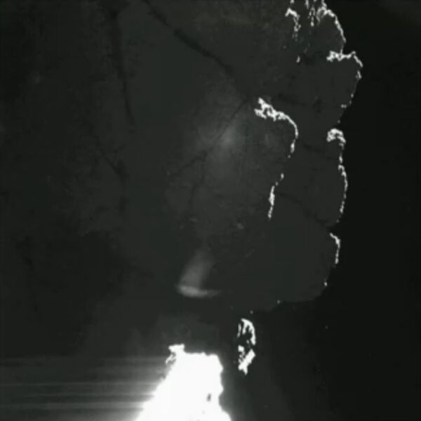 Kolejne zdjęcie z lądownika. Udostępniono je w czwartek po 14