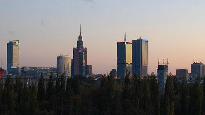 Warszawa cieplejsza od Madrytu