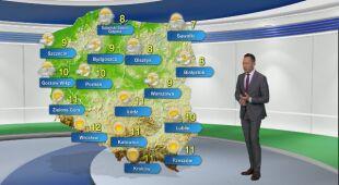 Prognoza pogody na Wszystkich Świętych